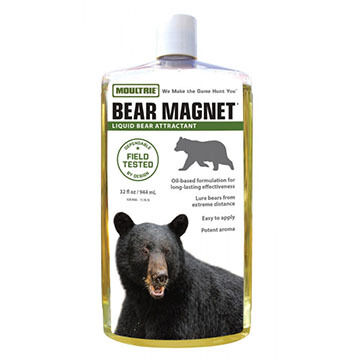 Moultrie Bear Magnet Bear Attractant