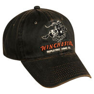Outdoor Cap Men's Winchester Horse Logo Cap