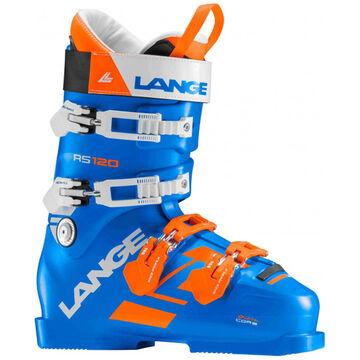 Lange Mens RS 120 Alpine Ski Boot - 17/18 Model