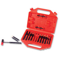 DAC Technolgies Winchester 15-Piece Brass and Steel Punch Set