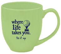 Where Life Takes You Golf Mug
