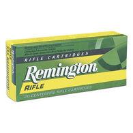 Remington Rifle 250 Savage 100 Grain PSP Rifle Ammo (20)