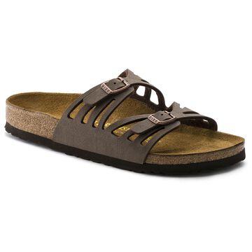 Birkenstock Womens Granada Birkibuc Sandal