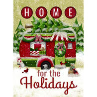 LPG Greetings Holiday Trailer Boxed Christmas Cards
