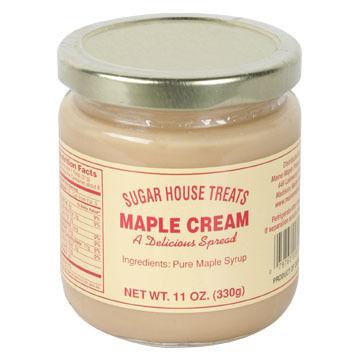 Maine Maple Products Maple Cream - 11 oz.