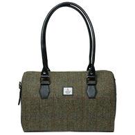 Bronte Moon Women's Harris Tweed Bowling Handbag