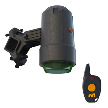 Muddy Remote Beacon Illuminator