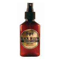 Black Widow Moose Lure - 3 oz.