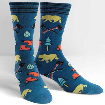 Sock It To Me Mens Trail Life Sock