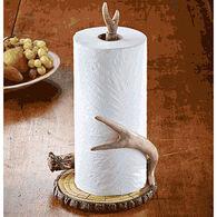 Wild Wings Antler Paper Towel Holder