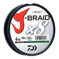 Daiwa J-Braid Braided Fishing Line - 300 Meters