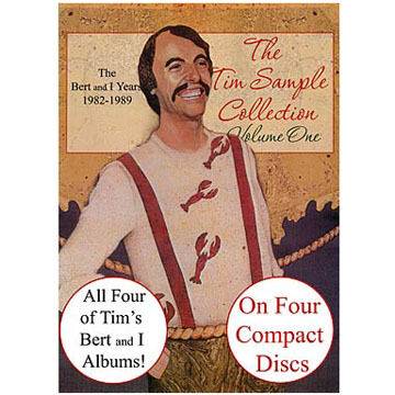 Tim Sample Collection CDs, Vol. 1: The Bert and I Years, 1982-1989