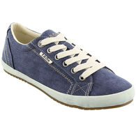 Taos Women's Star Washed Canvas Shoe