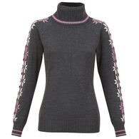 Krimson Klover Women's Epiphany Turtleneck Sweater