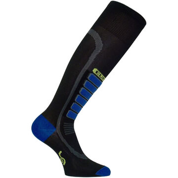 Eurosock Mens Silver Ski Light OTC Sock
