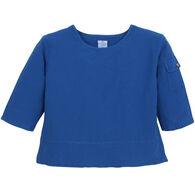 Sea Breeze Women's Pocket Top Short-Sleeve Shirt