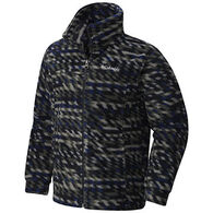 Columbia Boys' Zing III Full Zip Fleece Jacket