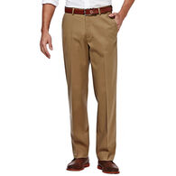 Haggar Men's Premium No-Iron Khaki Pant