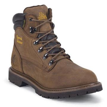 "Chippewa Men's 6"" Utility Waterproof Insulated Work Boot, 400g"