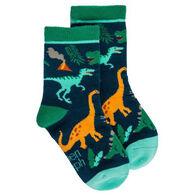 Stephen Joseph Toddler Dino Sock