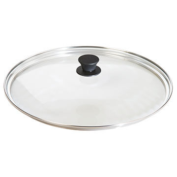"Lodge 15"" Tempered Glass Lid"