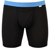 MyPakage Men's Weekday Black Boxer Short