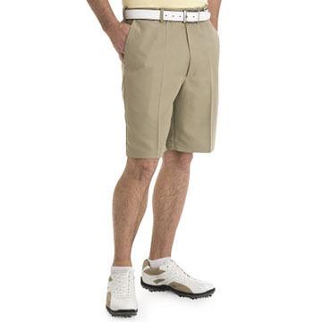 Haggar Men's Cool 18 Plain-Front Short