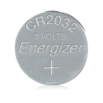 Energizer ECR2032 Lithium Coin Cell Battery