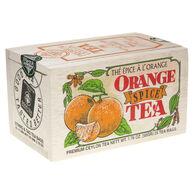 Metropolitan Orange Spice Tea Soft Wood Chest, 25-Bag