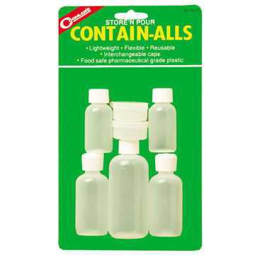Coghlan's Contain-alls Container - 7 Pk.