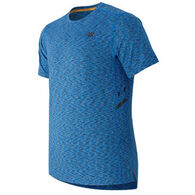 New Balance Men's Max Speed Short-Sleeve T-Shirt