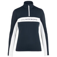 J. Lindeberg USA Women's Kimball Striped Jacket