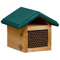 Welliver Cedar Mason Bee House