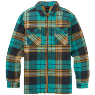 Burton Men's Brighton Insulated Long-Sleeve Flannel Shirt