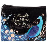Blue Q Women's I Thought I Had More Money Coin Purse