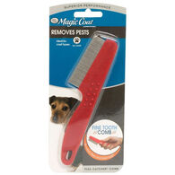 Four Paws Magic Coat Flea Catcher Dog Comb
