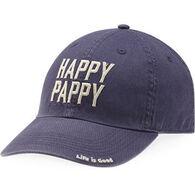 Life is Good Men's Happy Pappy Chill Cap