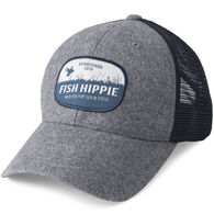 Fish Hippie Men's Upland Trucker Hat