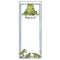 Hatley Hop To It Magnetic List Notepad