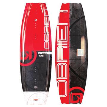OBrien System 135 Wakeboard w/Clutch Binding
