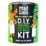 Mad Gab's D.I.Y. Organic Shea Butter Lip Balm Kit