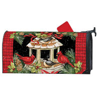 MailWraps Christmas Dinner Magnetic Mailbox Cover