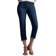 Lee Women's Easy Fit Cameron Denim Crop Pant