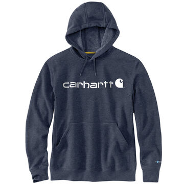 Carhartt Mens Force Delmont Signature Graphic Hooded Sweatshirt