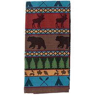 Kay Dee Designs Lake Lodge Jacquard Tea Towel