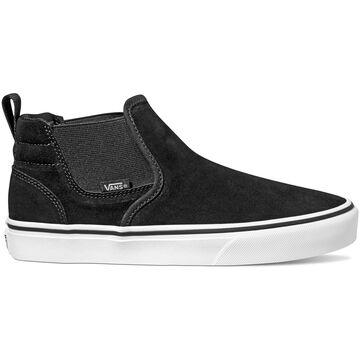 Vans Womens Asher Mid Suede Slip-On Sneaker