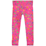 MeMoi Girls' Dream Catcher Follow Your Heart Legging
