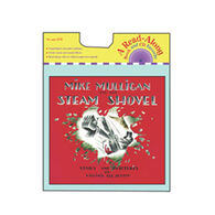 Mike Mulligan and His Steam Shovel Read Along with CD By Virginia Lee Burton