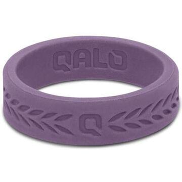 Qalo Womens Laurel Q2K Silcone Ring