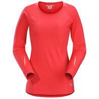 Arc'teryx Women's Motus Crew Neck Long-Sleeve Shirt